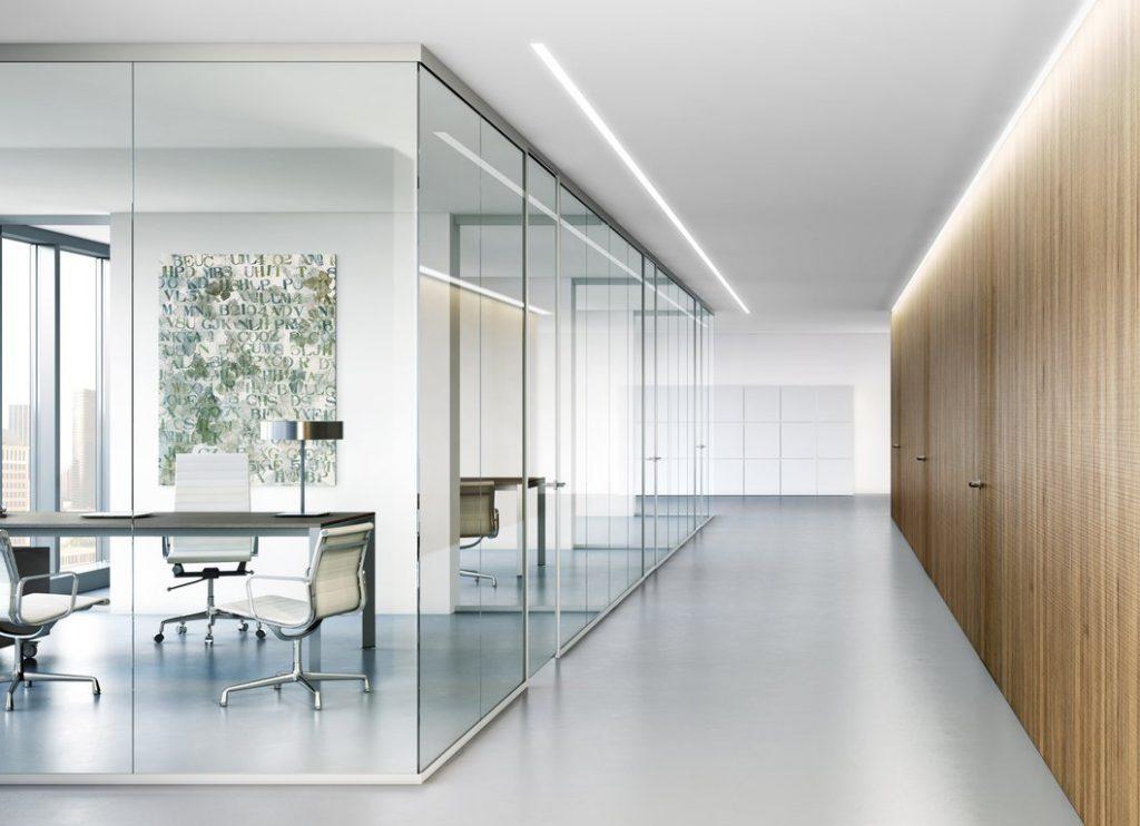 Какие офисные перегородки выбрать? фото