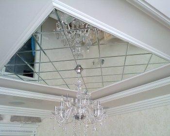 Зеркальная плитка фото