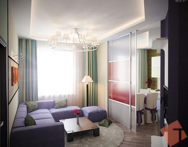 Какие лучше межкомнатные перегородки выбрать для квартиры и дома фото